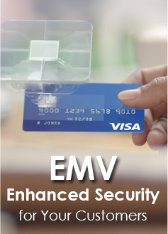 emv mobile button